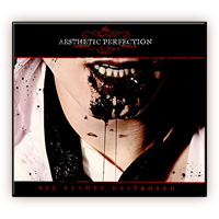 Aesthetic Perfection - All Beauty Destroyed Ltd Ed EU Gatefold 2CD